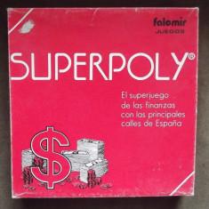 JOC  SUPERPOLY  ( MONOPOLY )