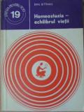 HOMEOSTAZIA - ECHILIBRUL VIETII-EMIL BITTMAN