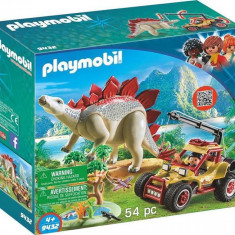 Jucarie Playmobil Explorer Vehicle Stegosaurus