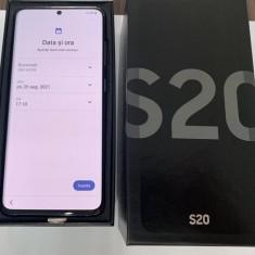 Samsung S20 cutie ca nou dual sim