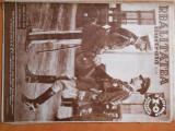 Revista Realitatea Ilustrata, 29 sept. 1932, regele Carol si gen. Mac Arthur