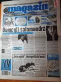 ziarul magazin 27 martie 2008-art. cum se masoara eternitatea