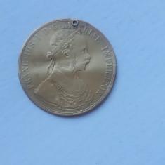 4 ducati aur Franz Joseph 1892 4100 leo negociabil