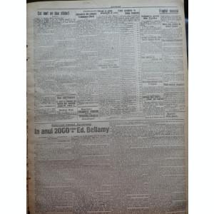 Ziarul Socialismul , Organul Partidului Socialist , nr. 49 / 1920 ,desen Tonitza