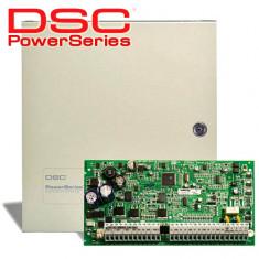 Centrala DSC SERIA NEW POWER - DSC