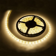 BANDA LED 5M 300X5050 ALB CALD