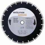 Cumpara ieftin Disc pentru fierastrau circular, taiere marmura, piatra Evolution EVORAGEBLADE305DIAMOND-8105, O305x22.2 mm