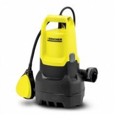 Pompa submersibila pentru apa murdara Karcher SP 3 Dirt, 350 W, 7.000 l/h, 0.6 Bar