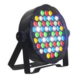 Cumpara ieftin Proiector lumini PAR RGB, 54 x LED, sistem fixare