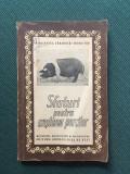 Sfaturi pentru creșterea porcilor