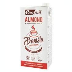 Bautura Vegetala de Migdale pentru Cafea Bio Barista 1L Ecomil Cod: EM192796