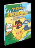 Pokemon Origami: Fold Your Own Alola Region Pokemon