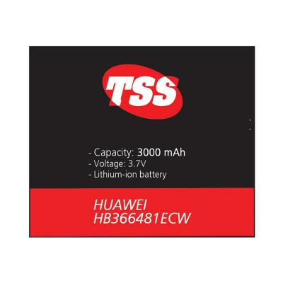 Acumulator HUAWEI P9 / P9 Lite / P8 & P9 Lite 2017 (3000 mAh) TSS HB366481ECW foto