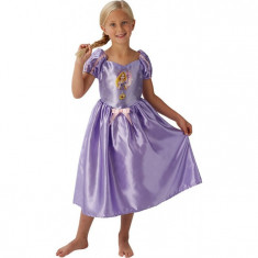Costum Rapunzel M 5-6 ani