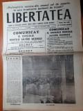 Ziarul libertatea 26 decembrie 1989-revolutia romana,executia sotilor ceausescu