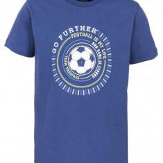 Tricou copii Trespass Footballer Albastru 5/6 ani