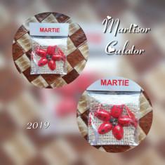 """Martisor Natural """"Model 91"""""""