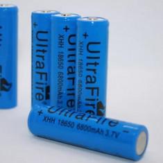 Acumulator 18650 3,7V CELULA LAPTOP, 6800 mAh LANTERNA Ultrafire Laser
