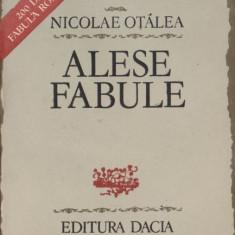 Alese fabule - Nicolae Otalea