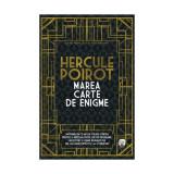 Marea carte de enigme. Hercule Poirot
