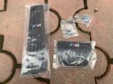 Pedale M negre cutie automata BMW F30,F31,F32,F33,F36