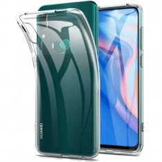 Husa Huawei P Smart Z 2019 ultraslim transparenta TPU Gel