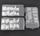 Kit tipsuri trei cutii de 100 de bucati