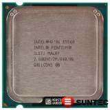 Procesor Intel Pentium E5500 2.8 GHz, 2MB cache, socket LGA755 SLGTJ