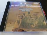 1812 Romeo &Juliet Tchaikovsky,Wellington's victory -Beethoven 3297, CD
