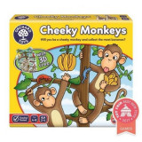 Joc educativ Cheeky Monkeys, orchard toys