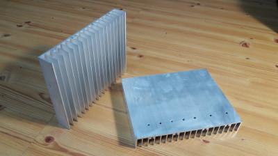 Radiator racitor aluminiu se vand set kit amplificator audio foto