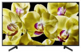 Televizor LED Sony 109 cm (43inch) KD43XG8096, Ultra HD 4K, Smart TV, Android TV, Bluetooth, WiFi, CI+ (Negru)