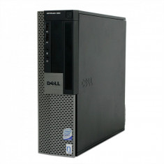 Calculator Dell OptiPlex 960 SFF, Intel Core2 Quad Q9400 2.66GHz, 4GB DDR2, 320GB SATA, DVD-RW
