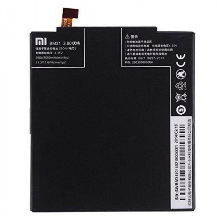 Acumulator Original XIAOMI Mi3 (3050 mAh) BM31
