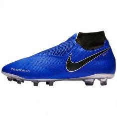 Ghete Fotbal Nike Phantom Vsn Pro DF FG AO3266400, 38.5, 39, 40, 40.5, 41, 42.5, 43, 44, Albastru, Barbati