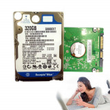 Hard Disk Laptop 2.5 inch 320GB 5400 RPM 8MB SATA 2 Diversi Producatori