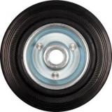 VOREL Roata din cauciuc cu rulment 100 mm