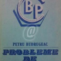 Probleme de chimie (Budrugeac 1986)