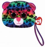 Cumpara ieftin Gentuta De Mana Din Plus Ty 10Cm Leopardul Dotty