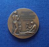 Medalie 1933 - M. Enescu - 10 ani de munca pt propasirea clasei muncitoare