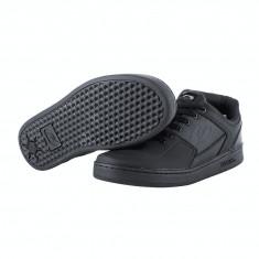 Pantofi O Neal Pinned hi viz talpa plata Honey Rubber moale calcai ranforsat exterior PU dur talpic schimbabil mar. 44 negru