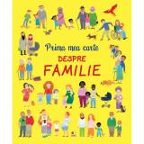 Carte Editura Litera, Prima mea carte despre familie