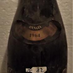 A13- VIN pertinace antico,f.lli mincio felice, recoltare 1964 cl 72 gr 12
