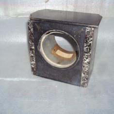 carcasă veche pentru ceas din marmură
