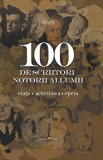 100 de scriitori notorii ai lumii. Viata. Activitatea. Opera/Ala Bujor