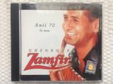 Gheorghe zamfir anii '70 in lume cd disc muzica populara colectia de aur 3 A&A, a&a records romania