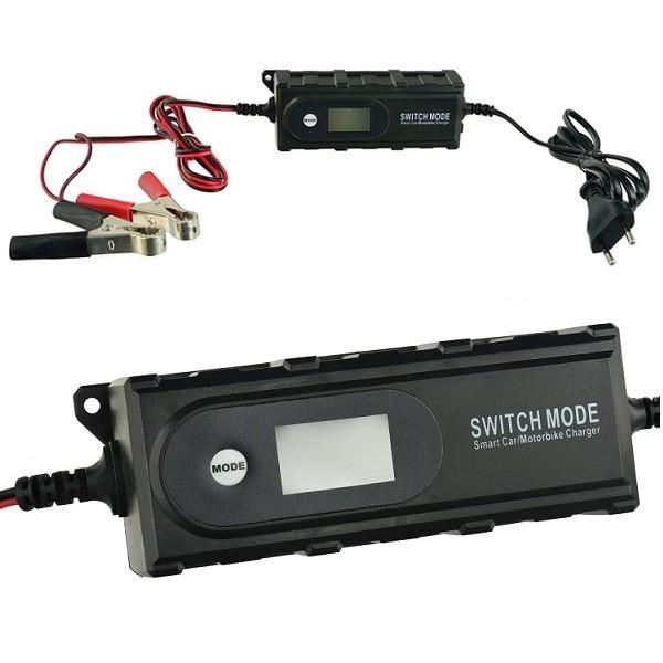 Redresor baterii auto 6V si 12V