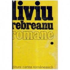 Romane vol.I-II-III