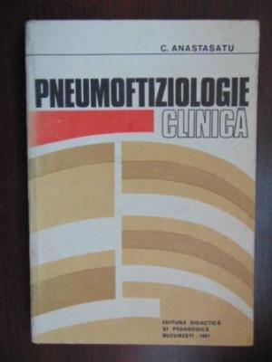 Pneumoftiziologie clinica- C. Anastasatu foto