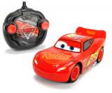 Masinuta cu telecomanda Turbo Disney Cars Lightning McQueen 1:24